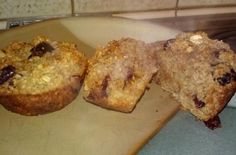 Oat Bran Fruit Muffins. Photo by esteachmom