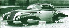Aero 50 Cabriolet, clothed By Sodomka.