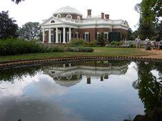 Monticello Taken By Rachel Tyson Summer 2011