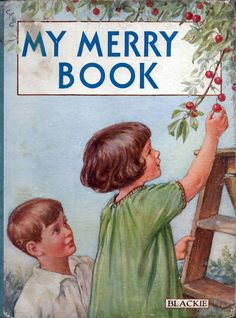Cicely Mary Barker - My Merry Book