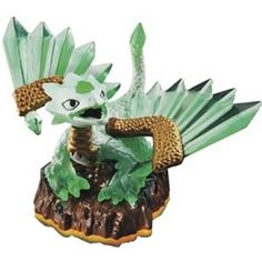Skylanders Giants - Jade Flashwing (Target Exclusive) [Earth] Character, Series 2