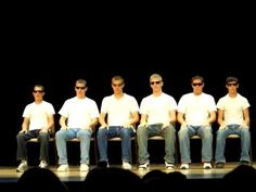 Fun VIDEO: Hand Clap Skit - The Original, by some young men for a youth conference talent show in Very clever! Talent Show, Body Percussion, V Drama, Middle School Music, Youth Conference, Music And Movement, School Videos, Music Activities, Elementary Music