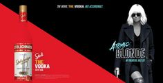 Win a Trip to Berlin on Stoli - Atomic Blonde Sweepstakes