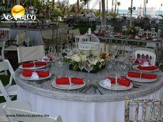#bodaenacapulco Bodas inolvidables en Acapulco con Banquetes Elcano. BODA EN ACAPULCO. Además de ofrecerte infinidad de platillos deliciosos para el menú de tu boda, Banquetes Elcano te ayuda con todos los detalles del evento para que sea inolvidable, especialmente para la pareja de novios, pero también para tus invitados. Obtén más información, visitando la página oficial de Fidetur Acapulco.