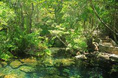 Cenote Azul - Riviera Maya - Matías Callone