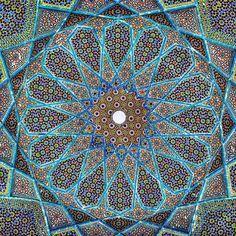 tomba di Hafez, Shiraz, Iran