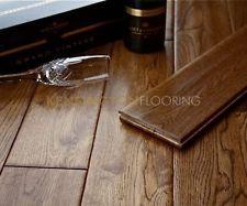 !eBay for reclaimed wood flooring! 150mm Golden Solid Antique Oak Flooring Handscraped Reclaimed Style Wood Floor
