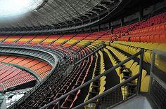 Astrodome Rainbow Seats