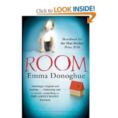Room by Emma Donoghue (Get the Book) This Is A Book, I Love Books, Great Books, The Book, My Books, Amazing Books, Reading Lists, Book Lists, Reading Record
