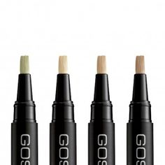 Click'n Concealer Gosh Cosmetics, Concealer, Makeup Brushes, Eyeliner, Hair Beauty, Make Up, Pharmacy, Street, Continents