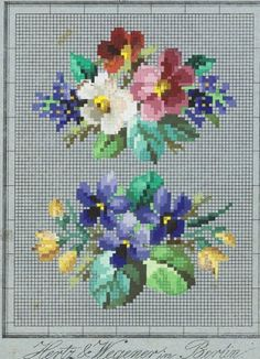Gallery.ru / Фото #10 - 1 - Nastitch Cross Stitch Flowers, Cross Stitch Patterns, Simple Cross Stitch, Mini Cross Stitch, Cross Stitch Rose, Cross Stitch Borders, Cross Stitch Charts, Cross Stitch Designs, Cross Stitching