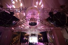The debut venue Kathryn Bernardo Debut, Debut Ideas, Ceiling Lights, Places, Style, Swag, Lugares, Stylus, Ceiling Lamps