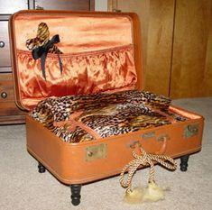 need vintage luggage