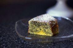 Poppy Seed Lemon Cake-  lemon has GOT to be one of my favorite tastes in a dessert!  Lovely!