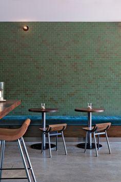 Farmshop Restaurant Tile Makes the Room | Remodelista