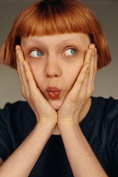 Watch This Face: Katie Moore - HarpersBAZAAR.co.uk