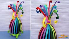 How to make a Paper Quilling Easter Eggs? DIY - How to make a Paper Quilling Easter Eggs? Making Easter Eggs, Easter Art, Easter Crafts, Crafts For Kids, Paper Quilling Designs, Quilling Patterns, Easter Egg Designs, Easter Printables, Diy Easter Decorations