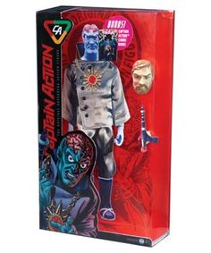 Midtown Comics' 02/16/15 #Deal of the Day: #CaptainAction Basic Dr Evil Action Figure for 40% OFF!