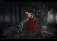 Hush by BigBad-Red.deviantart.com on @DeviantArt