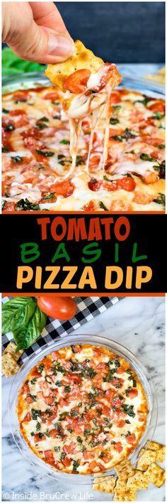 Tomato Basil Pizza D