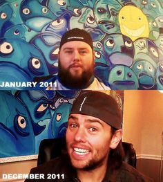Feeling like giving up somedays, I watch The Shaytards on youtube and if Shay can lose over 100lbs then I know I can too. Hes amazing & family is also, truly a motivation and inspiration