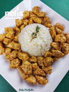 Yum Yum Chicken, Food Dishes, Chicken Wings, Rice, Meat, Cooking, Ethnic Recipes, Instagram, Difficult Children