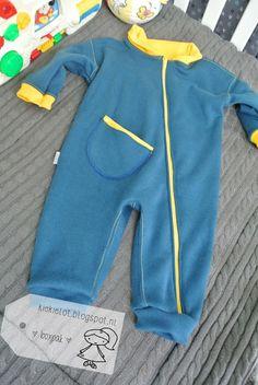 kruippakje baby, sweaterstof http://kiekielot.blogspot.nl