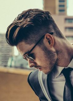 Men's hairstyles and haircuts of 2015