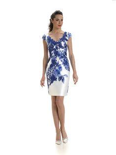 Modelos vestidos cortos casuales 2019