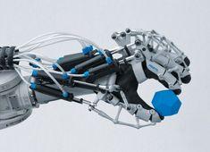 Festo / ExoHand / Robotic Hand / 2012