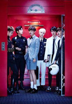 Rap Monster & Jungkook & Suga & J-Hope & Jin & V - Sick