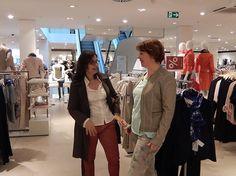 Das neue Outfit ist fast komplett. #Styling #Stilberatung #Style-up #Zinser #Reutlingen