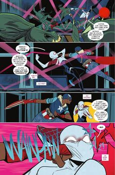 Preview: Spider-Gwen #2 ⭐ Story: Jason Latour Art: Robbi Rodriguez Cover: Robbi Rodriguez, Cliff Chiang
