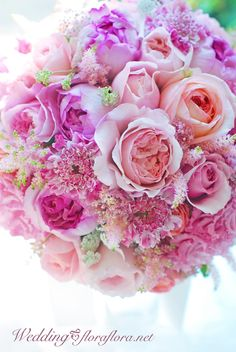 FLORAFLORA*precious flowers*ウェディングブーケ会場装花&フラワースクール*