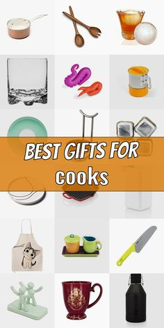 Your best friend is a impassioned cook and you want to make her a little gift? But what might you choose for amateur cooks? Awesome kitchen gadgets are the right choice.  Special present ideas for food, drinks and serving. Gagdets that enchant gourmets and hobby chefs.  Get Inspired - and spot a suitable giveaway for amateur cooks. #bestgiftsforcooks Diy Crafts Room Decor, Gifts For Cooks, Cool Kitchen Gadgets, Awesome Kitchen, Little Gifts, Chefs, Giveaway, Best Gifts