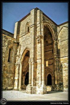 Santa María la Blanca. Villalcazar de Sirga