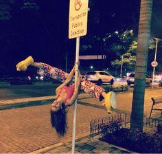 Urban pole