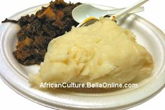 Fufu Recipe - West African Mashed Yams - African Culture