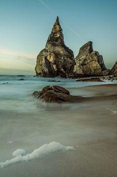 #beach Praia da Ursa, near Sintra #Portugal