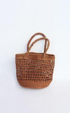 Vintage Market Bag - Everything Golden