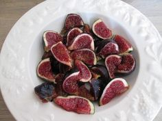 Miam, les belles #figues #violettes de Provence :P