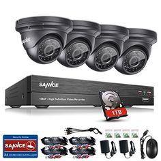 SANNCE 4CH 1080P DVR Security Camera System with 4pcs 108... https://www.amazon.ca/dp/B071HHPHQV/ref=cm_sw_r_pi_dp_U_x_bbhmAbHJG7AKQ