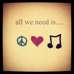 All we need is love. Love is all we need. We Need, All You Need Is, My Love, Whatsapp Dp, Aleph Paulo Coelho, Tattoo Wort, Quotes To Live By, Me Quotes, Quotable Quotes
