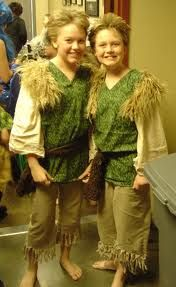peter pan lost boys costume - Google Search