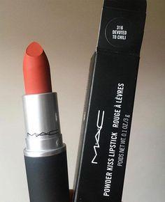 53 Gorgeous Shades Of MAC Lipsticks MAC LipsticksThe perfect Nude Lipsticks mac lip glass Nude Lipstick ideas Mac Lipstick Shades, Lipstick Art, Lipstick Colors, Lip Colors, Purple Lipstick, Eye Makeup, Makeup Tips, Makeup Ideas, Makeup Brushes