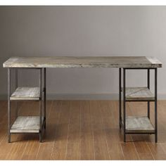 Home Furnishings Renate Desk Home Office Workstation Work Table Desks Media Mult