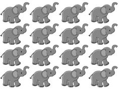 Carnival of the Animals:  Elephant listening map and bass activity