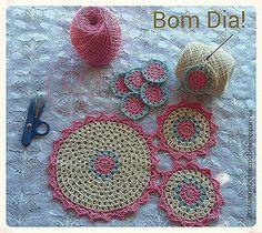 Bom Dia... Que Deus abençoe nosso domingo. Bjos #artesa #artesmanuais #artesanato #crocheteiras #croché #croche #crochet #crochês #centrodemesa #coisasdebrunacrocheecompanhia #fioecologico #barbantesecologicos #euroroma #eurofios #eurofiosoficial #instagram #instacroche #instacrochet #eco #artesmanuais #decoração #ecológico #bomdia #domingo #domingando #instagood #artesania #crochetando #crochetandocomeuroroma #amocroche by coisasdebrunacrocheecompanhia