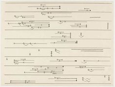 Toshi Ichiyanagi. Kaiki [Recurrence] for Koto for John Cage, 1960