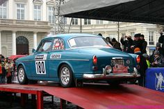 Volvo 122s XIV Rallye